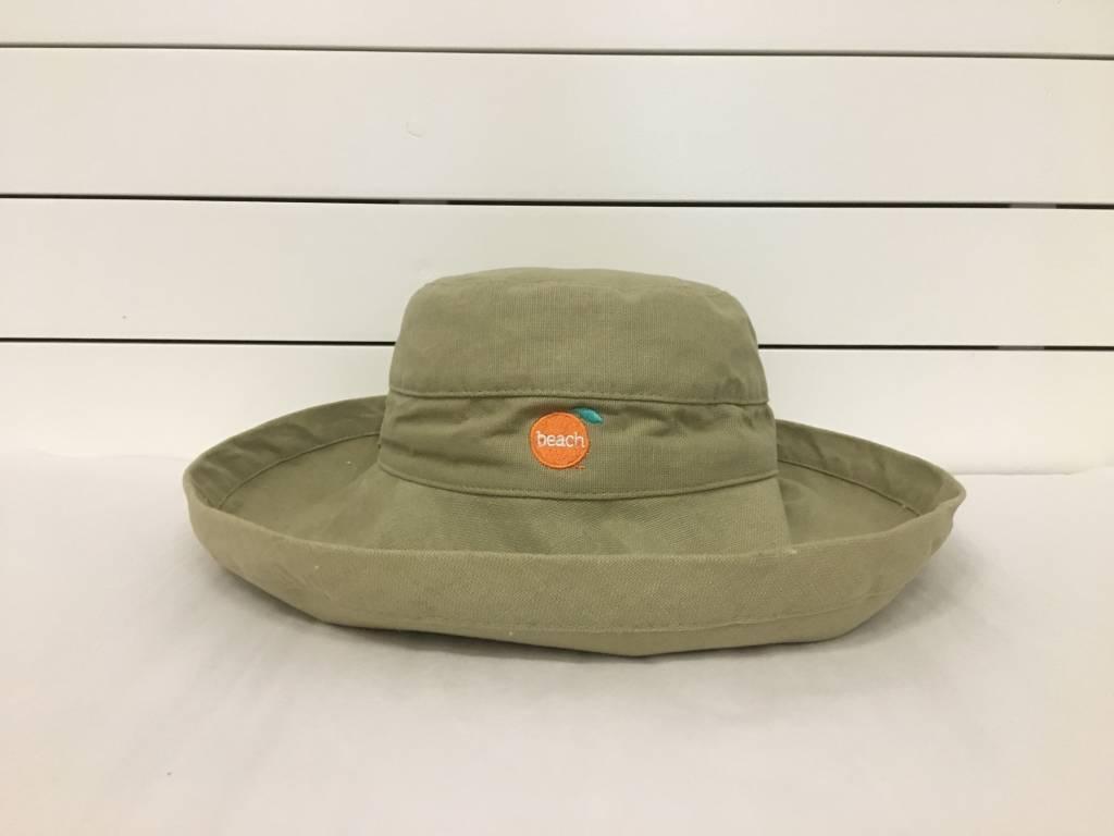 The Orange Beach Store Wide Brim Hat