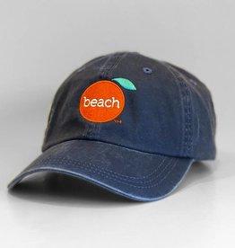 The Orange Beach Store Unisex cap w/ velcro strap