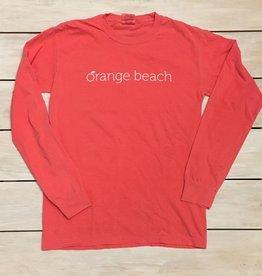The Orange Beach Store Classic Long Sleeve T-Shirt