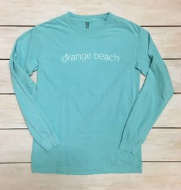 Orange Beach Classic Long Sleeve T-Shirt