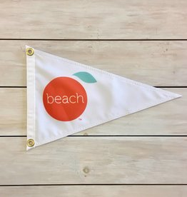 The Orange Beach Store Burgee Flag
