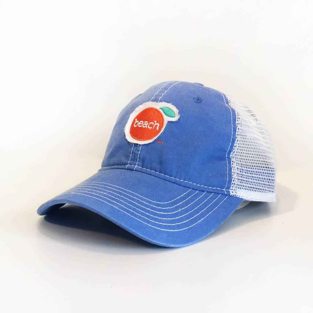 The Orange Beach Store Unisex Mesh Trucker Cap