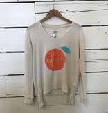 Spirit Drop Hem Pullover | The Orange Beach Store