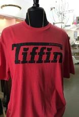 Tiffin Red Unisex T Shirt