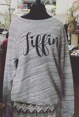Tiffin Marble Sweatshirt