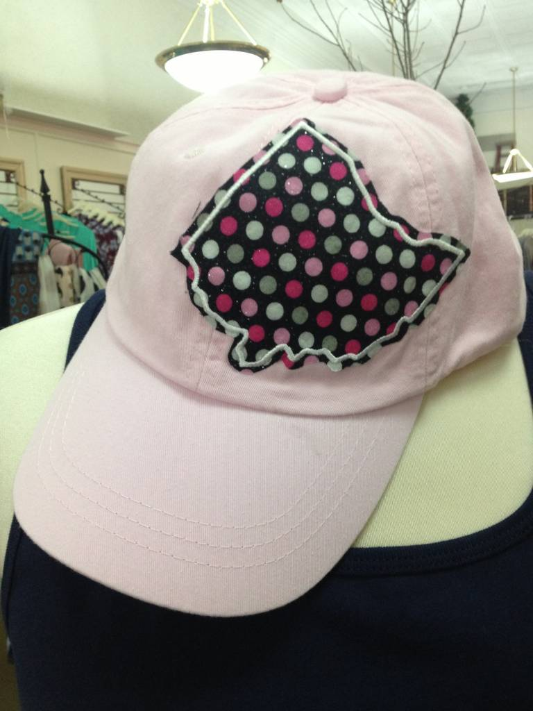 Molly Ohio Hat Lt.Pink