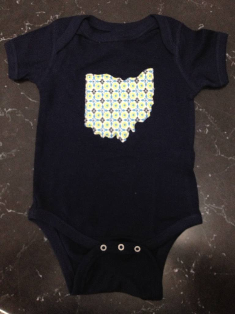 Baby Ohio Dk Blue Aja