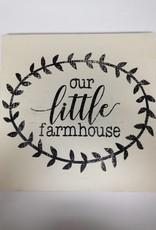 12X12 Our Little Farmhouse