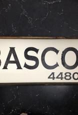 Bascom 6x18 Framed
