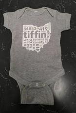 Baby 2017 Tiffin Onesie
