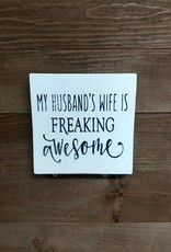 MY HUSBAND'S 6X6