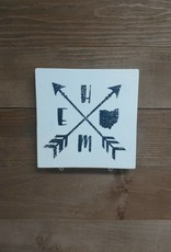 6X6 Home w/ Arrows