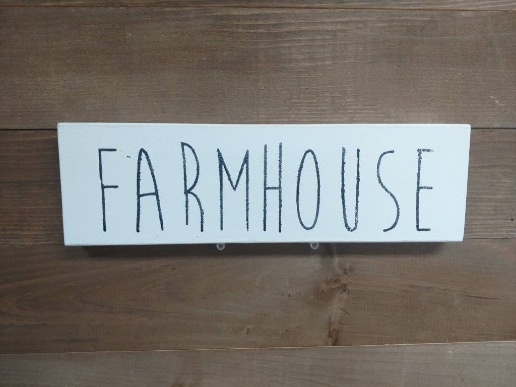 4X12 FARMHOUSE