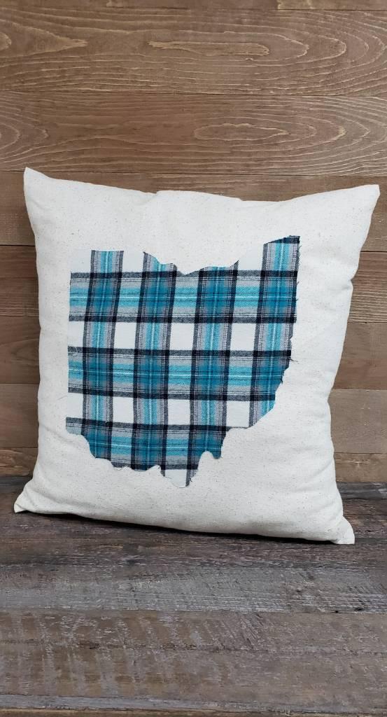 12x12 Ohio Pillow Skylar