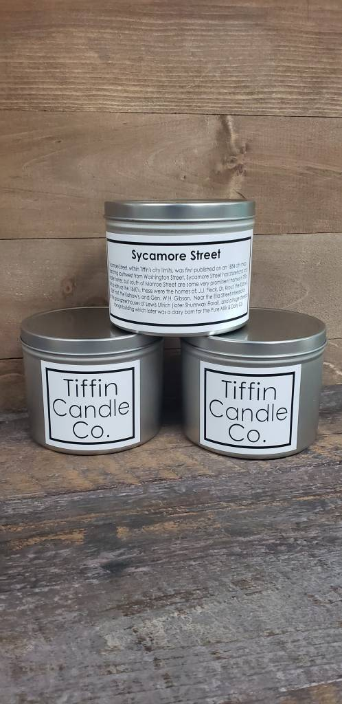 Sycamore Street Candle