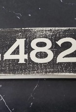 44829 Black 2.5x7