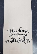 This Home is Blessed Tea Towel