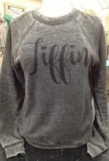 Tiffin Grey Acid Sweatshirt