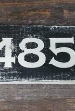 44853 Black 2.5x7