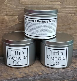 Heritage Festival Candle