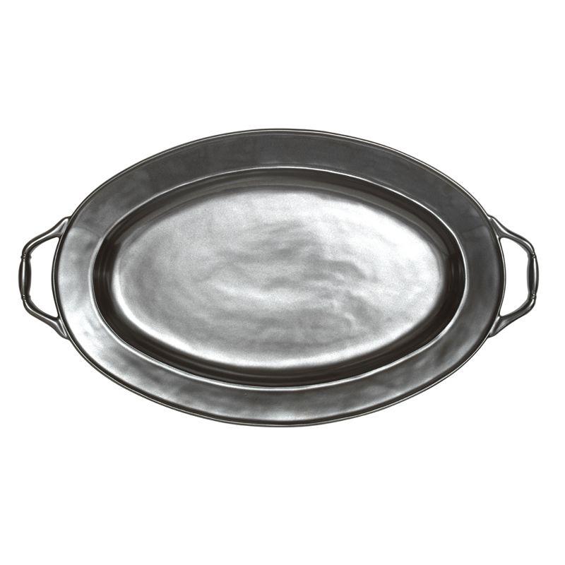 Juliska Pewter Turkey Platter