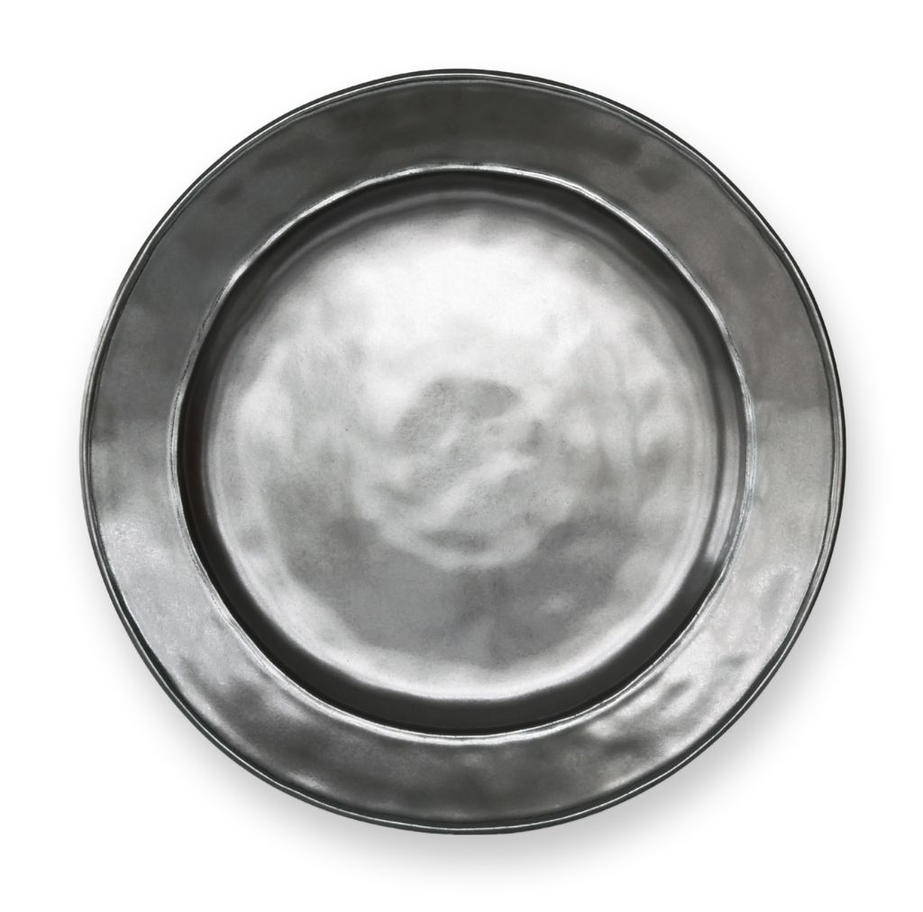 Juliska Pewter Stoneware Dinner Plate