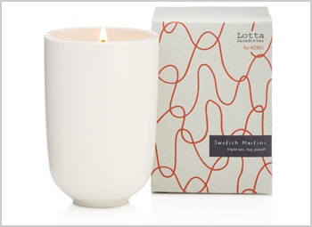 Kobo Swedish Martini Soy Candle