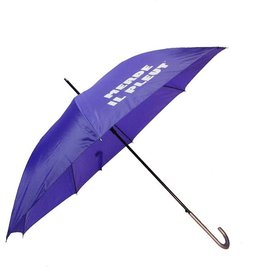 CarefulPeach Purple Umbrella