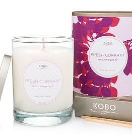 KOBO French Currant Candle