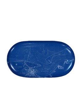 """12"""" Chart Oval Platter"""