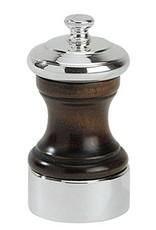 Peugeot Walnut & Sterling Silver Pepper Grinder-  Brittney & Caleb's registry