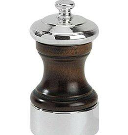 Peugeot Walnut & Sterling Silver Pepper Grinder