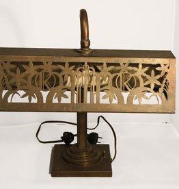Vintage Bankers Lamp