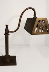 Vintage Bankers Lamp- Brittney & Caleb's registry