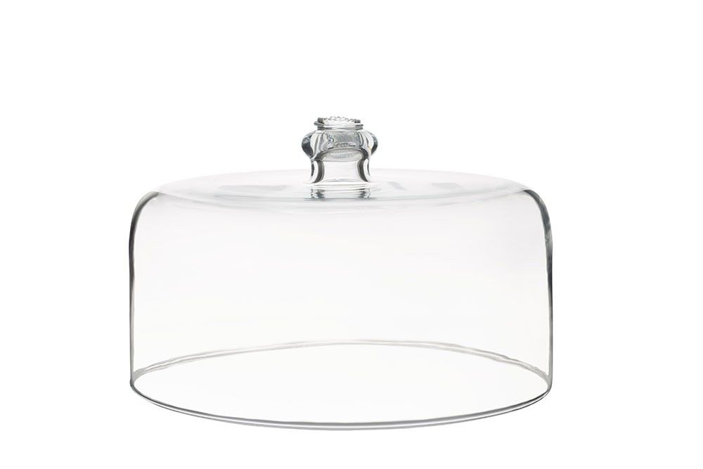 Wedding Registry Berry & Thread Glass Cake Dome- Michelle & David's Registry