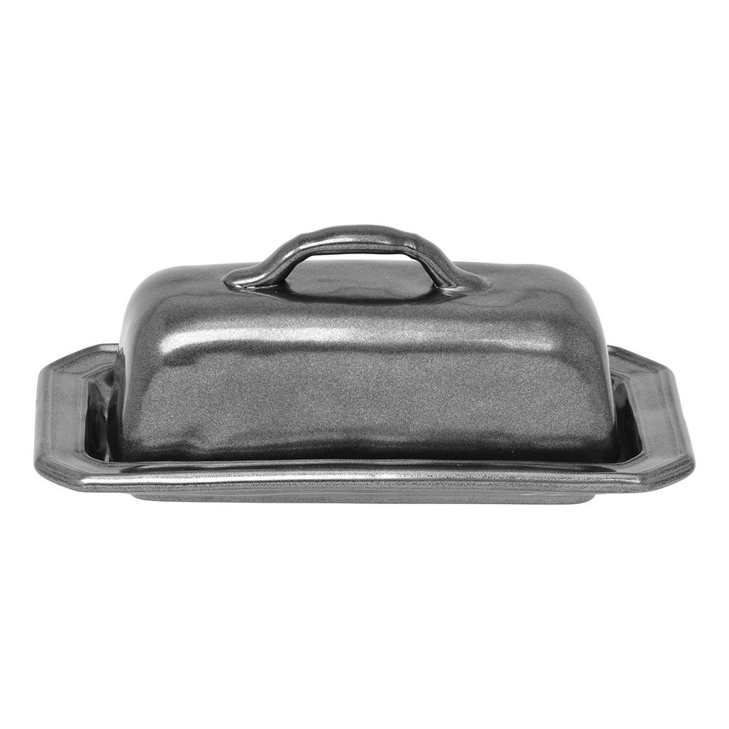 Wedding Registry Pewter Butter Dish- Emily & Ben's Registry