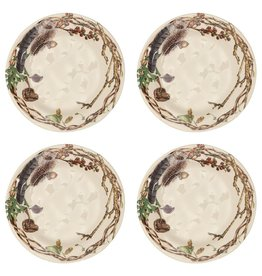 Forest Walk Party Plate Set of 4-