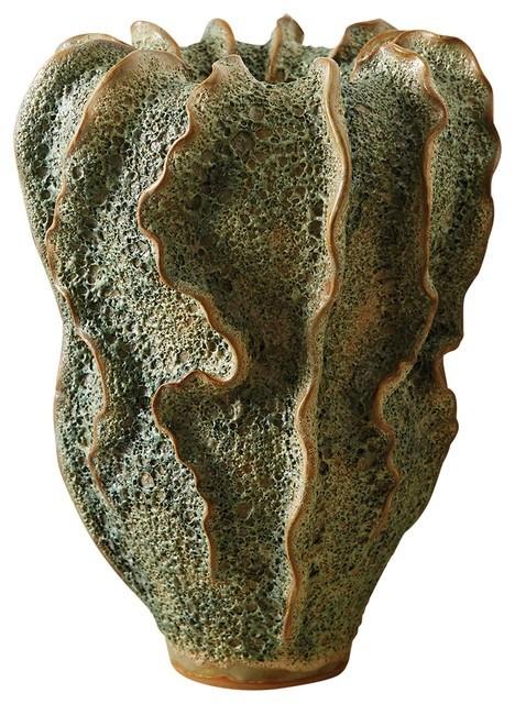 "Sea Urchin ""Coral Form"" Vase- Emily & Ben's Registry"