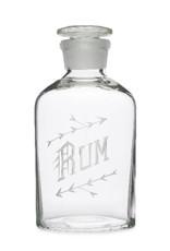 Rum Decanter- Elizabeth & Mike's Registry