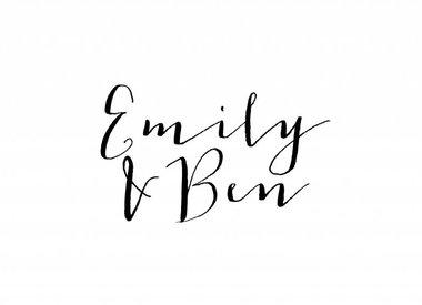 Emily Garrett & Ben Kant