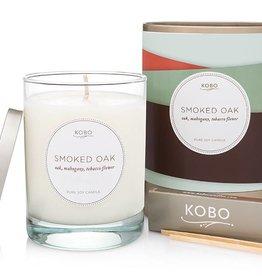 Smoked Oak Soy Candle