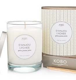 D'Anjou Lychee Soy Candle