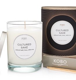 Cultured Sake Soy Candle