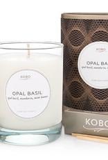 Opal Basil Soy Candle