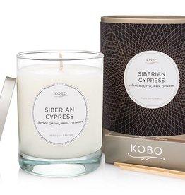 KOBO Siberian Cypress Soy Candle