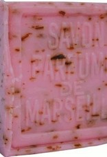Savon de Marseille Rose Bar Soap 300 grams