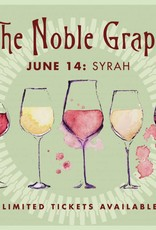 CarefulPeach Syrah Wine Tasting Ticket- SOLD OUT