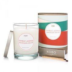 Kobo Sambac Jasmine Soy Candle