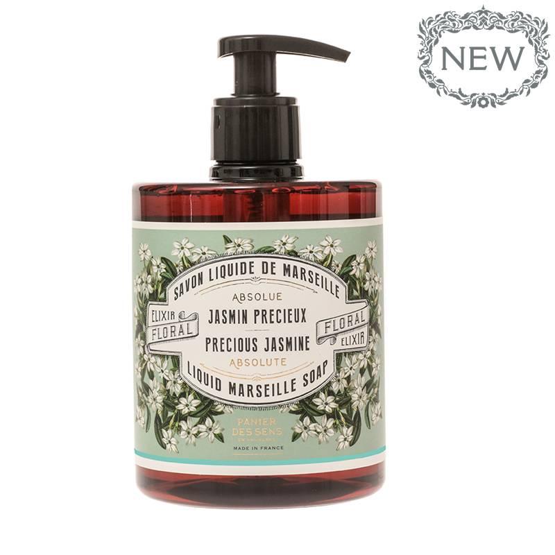 Panier des Sens Precious Jasmine Liquid Marseille Soap
