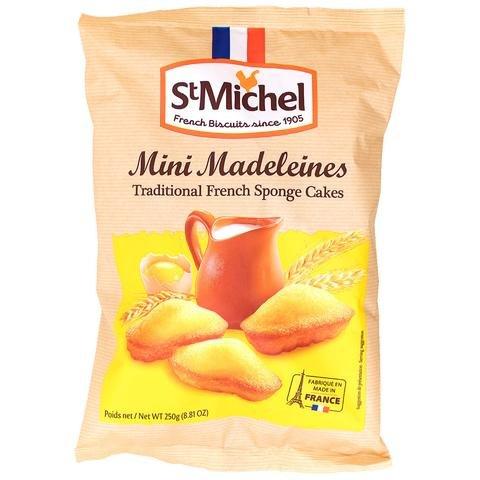 European Imports Mini Madeleines